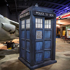 Dr Who - theatrical props hire