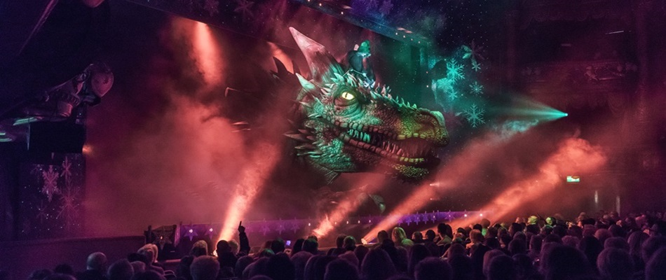 Dragon - Theatre Special Effects
