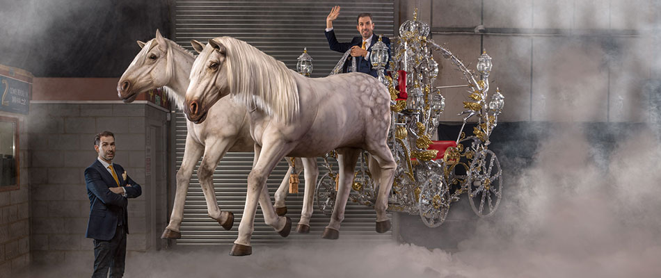 Horse and Coach - Theatre Special Effects